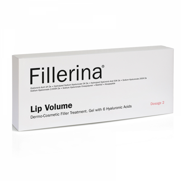 Fillerina Lip Volume – Grade 2 (1x5ml)