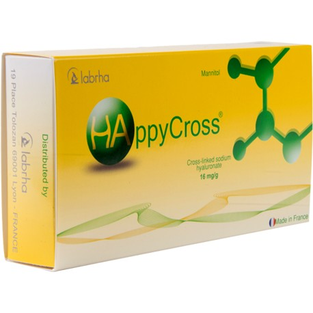 HappyCross 16mg/ml (1×2.2ml)