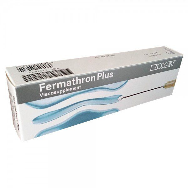 Fermathron Plus 30mg/2ml