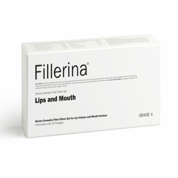 Fillerina Lips and Mouth – Grade 4 (1x5ml)