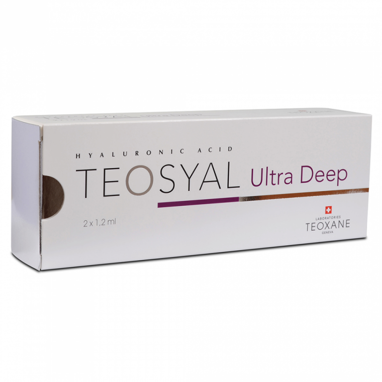Teosyal Ultra Deep 2×1.2ml